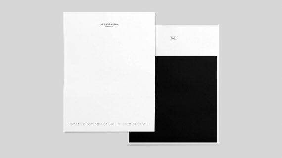 Antetli Kağıt Baskı